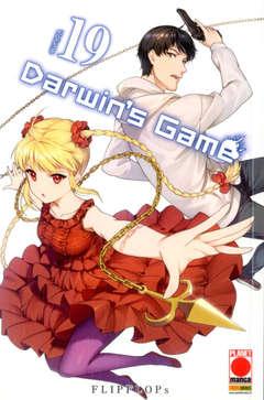Copertina DARWIN'S GAME n.19 - MANGA EXTRA 55, PLANET MANGA