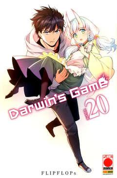 Copertina DARWIN'S GAME n.20 - MANGA EXTRA 56, PLANET MANGA