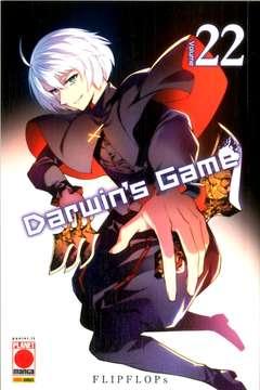 Copertina DARWIN'S GAME n.22 - MANGA EXTRA 58, PLANET MANGA