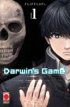 Copertina DARWIN'S GAME n.1 - DARWIN'S GAME 1, PLANET MANGA