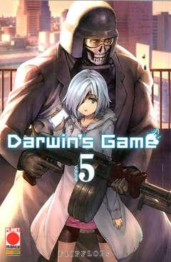 Copertina DARWIN'S GAME n.5 - DARWIN'S GAME, PLANET MANGA
