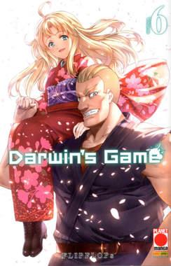Copertina DARWIN'S GAME n.6 - DARWIN'S GAME, PLANET MANGA