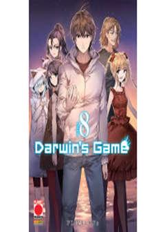 Copertina DARWIN'S GAME n.8 - DARWIN'S GAME, PLANET MANGA