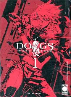 Copertina DOGS PALLOTTOLE & SANGUE n.1 - DOGS PALLOTTOLE & SANGUE, PLANET MANGA