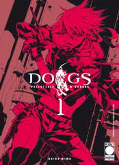 Copertina DOGS PALLOTTOLE & SANGUE n.0 - DOGS PALLOTTOLE & SANGUE serie completa da 0 a 8, PLANET MANGA