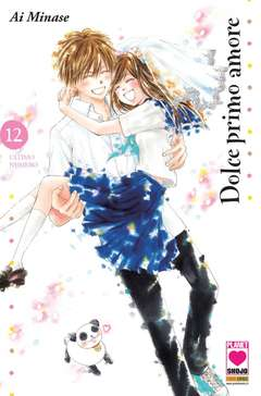 Copertina DOLCE PRIMO AMORE (m12) n.12 - COLLANA PLANET 160, PLANET MANGA