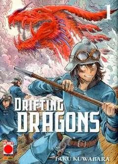 Copertina DRIFTING DRAGONS n.1 - DRIFTING DRAGONS, PLANET MANGA