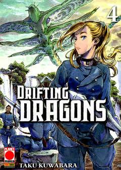 Copertina DRIFTING DRAGONS n.4 - DRIFTING DRAGONS, PLANET MANGA