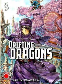 Copertina DRIFTING DRAGONS n.8 - DRIFTING DRAGONS, PLANET MANGA