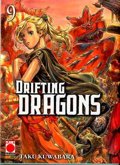 Copertina DRIFTING DRAGONS n.9 - DRIFTING DRAGONS, PLANET MANGA