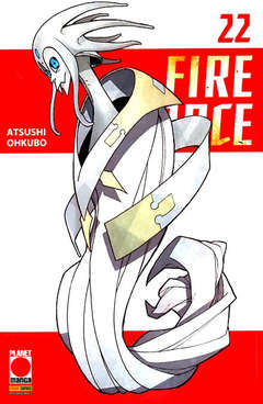 Copertina FIRE FORCE n.22 - MANGA SUN 133, PLANET MANGA