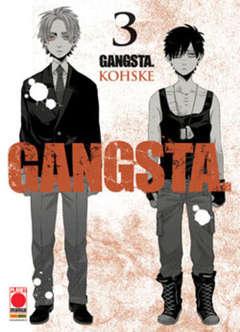 Copertina GANGSTA n.3 - GANGSTA., PLANET MANGA