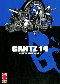 Copertina GANTZ Nuova Edizione n.14 - GANTZ Nuova Edizione, PLANET MANGA