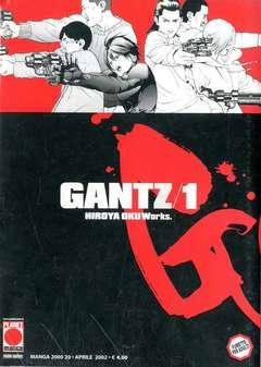 Copertina GANTZ n.0 - GANTZ serie completa da 1 a 37, PLANET MANGA