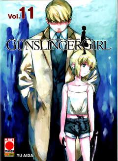 Copertina GUNSLINGER GIRL (m15) n.11 - GUNSLINGER GIRL, PLANET MANGA