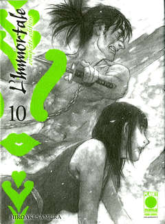 Copertina IMMORTALE Complete Edit. (m15) n.10 - L'IMMORTALE - Complete Edition, PLANET MANGA