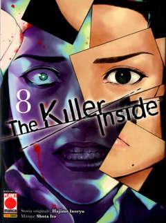 Copertina KILLER INSIDE n.8 - KILLER INSIDE 8, PLANET MANGA