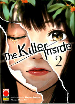 Copertina KILLER INSIDE n.2 - THE KILLER INSIDE, PLANET MANGA