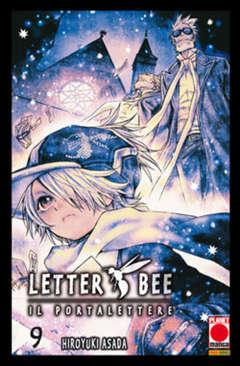 Copertina LETTER BEE n.9 - LETTER BEE, PLANET MANGA
