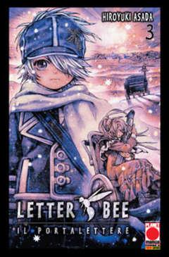 Copertina LETTER BEE n.3 - LETTER BEE, PLANET MANGA