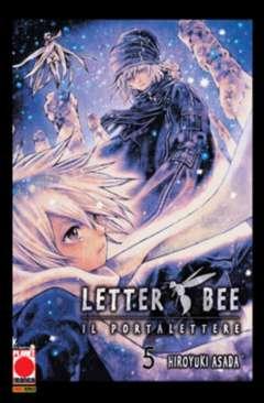 Copertina LETTER BEE n.5 - LETTER BEE, PLANET MANGA