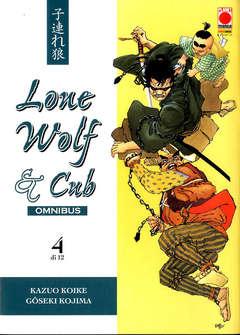 Copertina LONE WOLF & CUB Omnibus n.4 - LONE WOLF & CUB Omnibus, PLANET MANGA