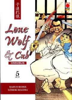 Copertina LONE WOLF & CUB Omnibus n.5 - LONE WOLF & CUB Omnibus, PLANET MANGA