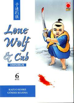 Copertina LONE WOLF & CUB Omnibus n.6 - LONE WOLF & CUB Omnibus, PLANET MANGA