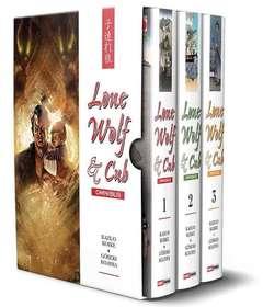 Copertina LONE WOLF & CUB Omnibus Cofan. n.1 - LONE WOLF & CUB Omnibus 1/3, PLANET MANGA
