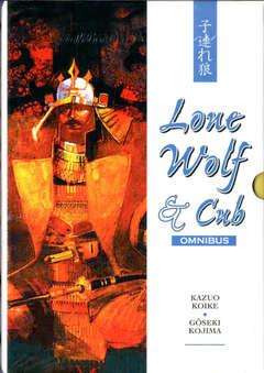 Copertina LONE WOLF & CUB Omnibus Cofan. n.2 - LONE WOLF & CUB Omnibus 4/6, PLANET MANGA