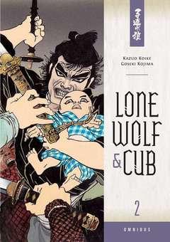 Copertina LONE WOLF & CUB Omnibus n.2 - LONE WOLF & CUB - Omnibus, PLANET MANGA