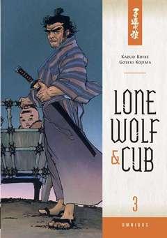 Copertina LONE WOLF & CUB Omnibus n.3 - LONE WOLF & CUB - Omnibus, PLANET MANGA