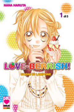 Copertina LOVE BERRISH n.1 - LOVE BERRISH (m5), PLANET MANGA