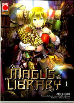 Copertina MAGUS OF THE LIBRARY n.1 - MAGUS OF THE LIBRARY, PLANET MANGA
