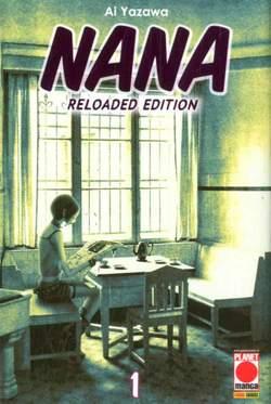 Copertina NANA Reloaded Edition n.1 - NANA - Reloaded Edition, PLANET MANGA