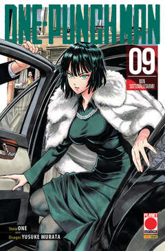 Copertina ONE-PUNCH MAN Ristampa n.9 - ONE-PUNCH MAN - Ristampa, PLANET MANGA