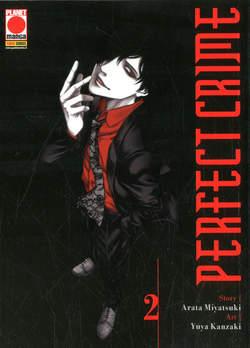 Copertina PERFECT CRIME n.2 - PERFECT CRIME, PLANET MANGA