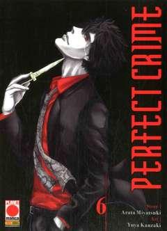 Copertina PERFECT CRIME n.6 - PERFECT CRIME, PLANET MANGA
