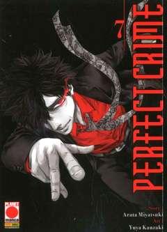 Copertina PERFECT CRIME n.7 - PERFECT CRIME, PLANET MANGA