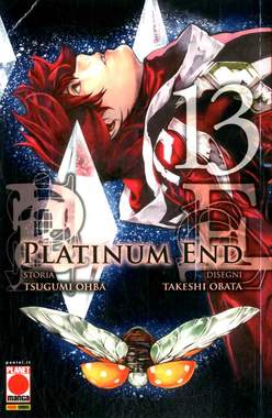 Copertina PLATINUM END n.13 - MANGA FIGHT 49, PLANET MANGA