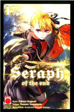 Copertina SERAPH OF THE END Ristampa n.17 - SERAPH OF THE END - Ristampa, PLANET MANGA