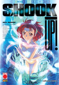 Copertina SHOOK UP! n.0 - SHOOK UP!, PLANET MANGA