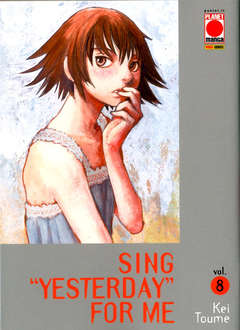 "Copertina SING ""YESTERDAY"" FOR ME (m11) n.8 - SING ""YESTERDAY""FOR ME 8, PLANET MANGA"