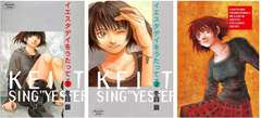 "Copertina SING ""YESTERDAY"" FOR ME Pack n. - Pack 1/2 + Cartolina, PLANET MANGA"