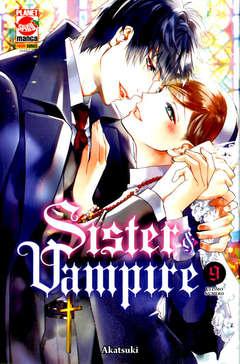 Copertina SISTER & VAMPIRE n.9 - SISTER & VAMPIRE 9, PLANET MANGA