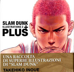 Copertina SLAM DUNK ILLUSTRATION BOOK n.2 - SLAM DUNK ILLUSTRATION BOOK 2 + PLUS, PLANET MANGA