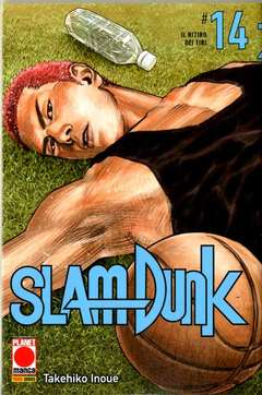 Copertina SLAM DUNK (m20) n.14 - SLAM DUNK, PLANET MANGA