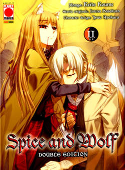 Copertina SPICE AND WOLF DOUBLE ED. (m8) n.2 - SPICE AND WOLF - DOUBLE EDITION 2, PLANET MANGA