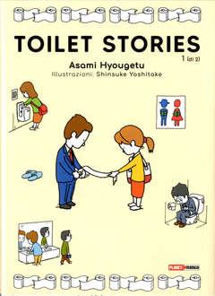 Copertina TOILET STORIES n.1 - TOILET STORIES 1, PLANET MANGA