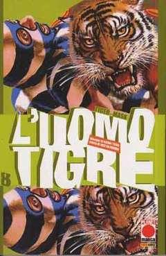 Copertina UOMO TIGRE n.8 - TIGER MASK (m14), PLANET MANGA